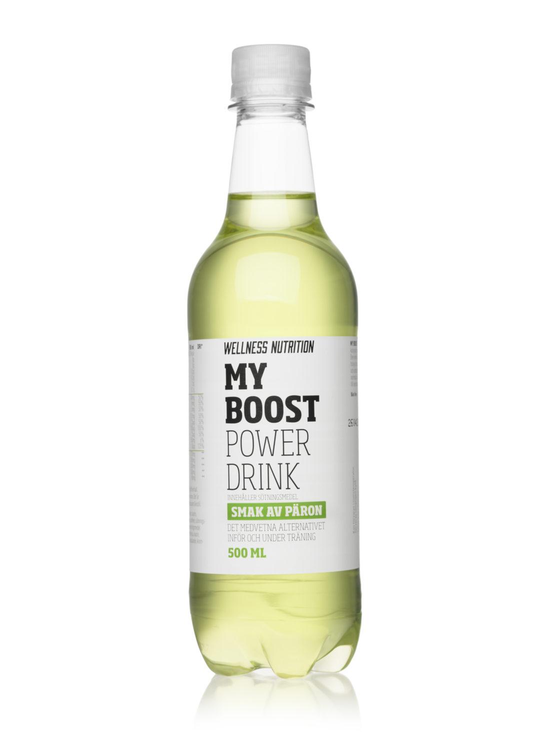 my boost dryck