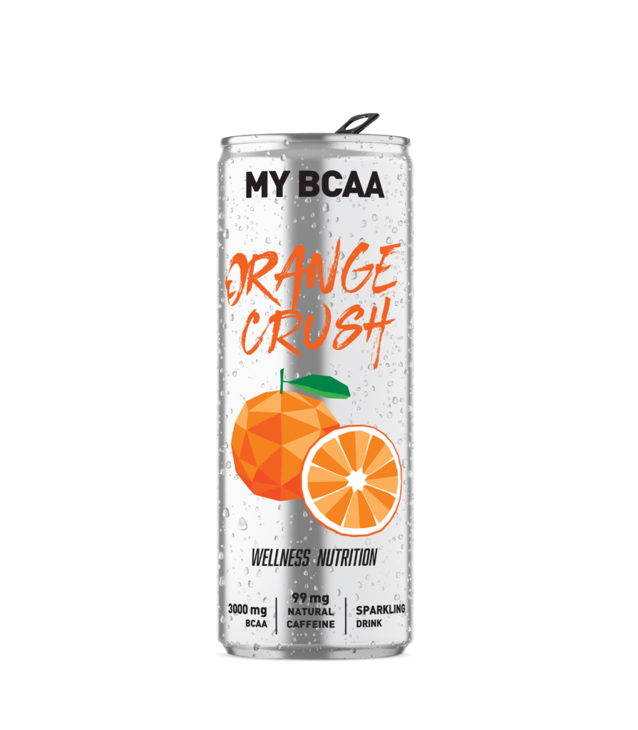BCAA Orange Crush