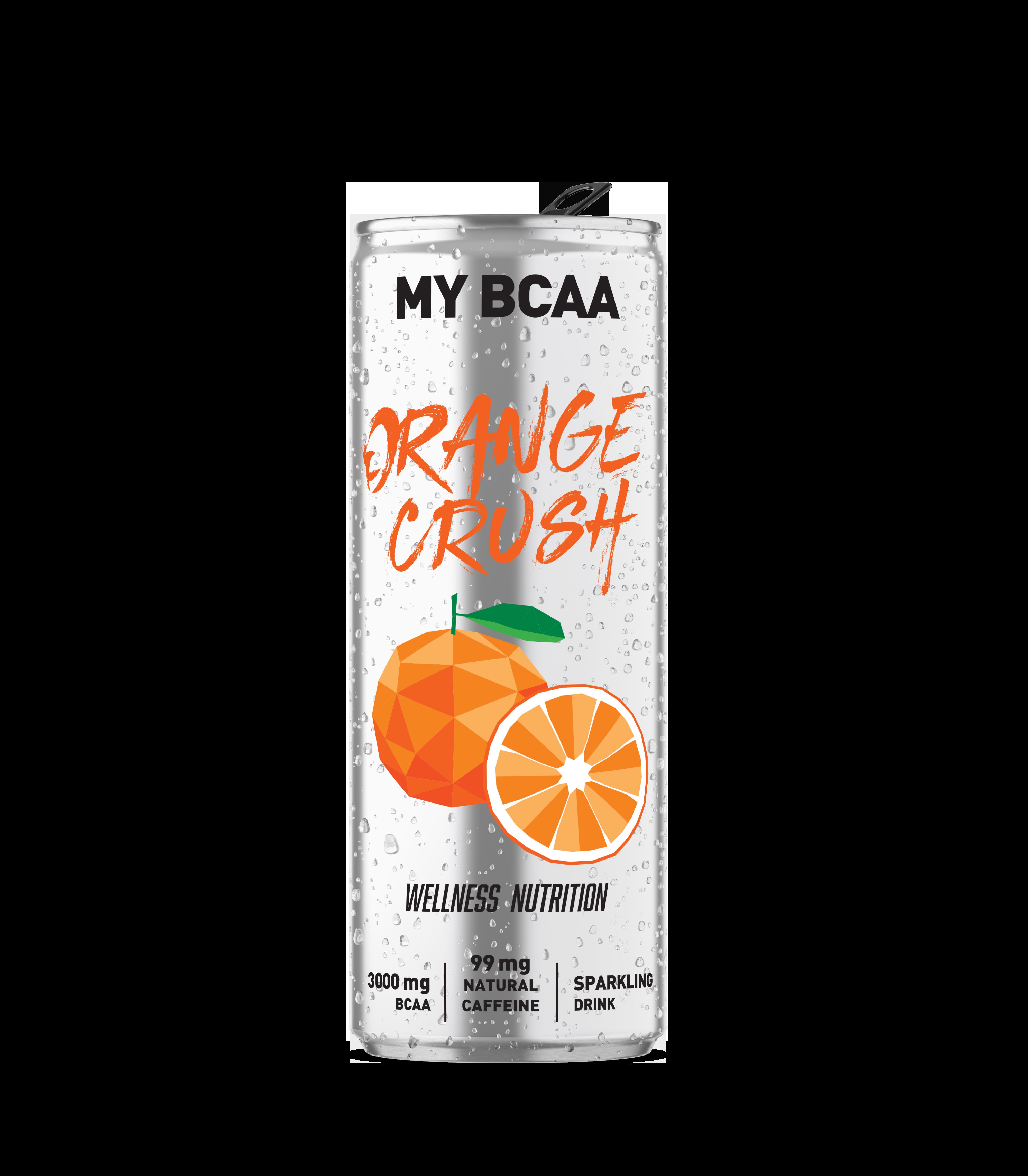 BCAA Orange Crush