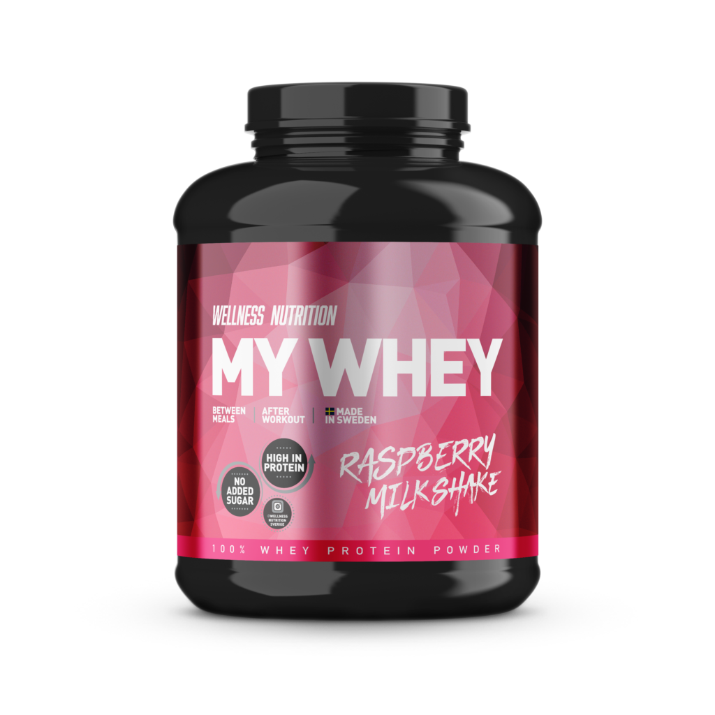 My Whey Raspberry