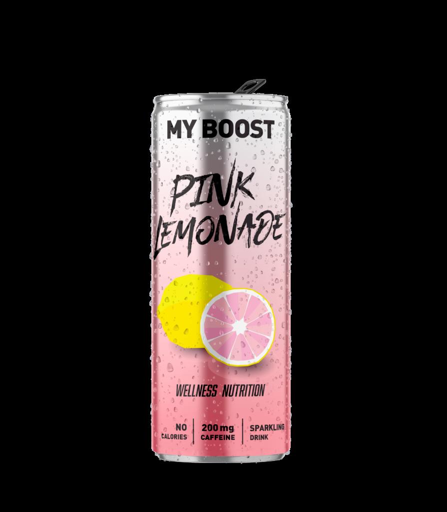 MyBoost Pink Lemonade